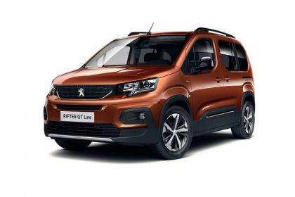 Lease Peugeot Rifter car leasing
