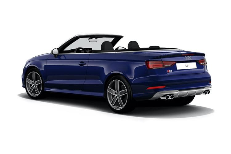 Audi A3 35 Cabriolet 2Dr 1.5 TFSI 150PS Sport 2Dr Manual [Start Stop] [Technology] back view