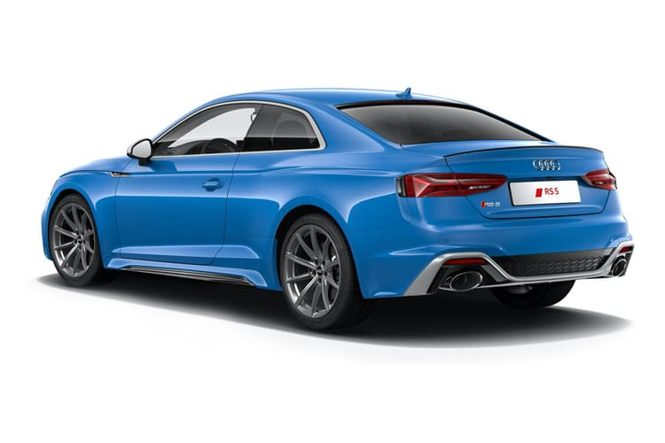 Audi A5 RS5 Coupe quattro 2Dr 2.9 TFSI V6 450PS Carbon Black 2Dr Tiptronic [Start Stop] [Comfort Sound] back view