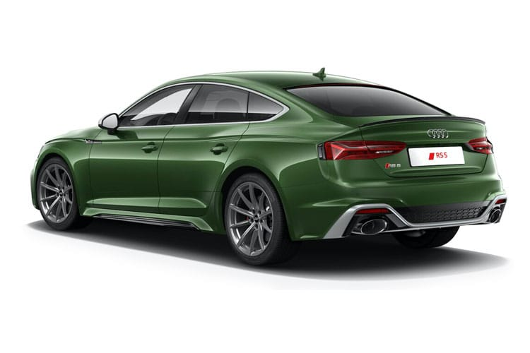 Audi A5 45 Sportback quattro 5Dr 2.0 TFSI 265PS Edition 1 5Dr S Tronic [Start Stop] back view