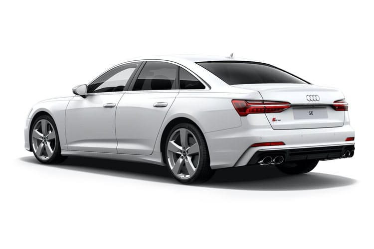 Audi A6 40 Saloon quattro 2.0 TDI 204PS Sport 4Dr S Tronic [Start Stop] [Technology] back view
