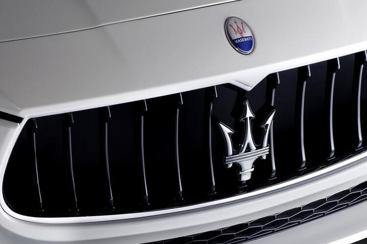 Maserati Ghibli Saloon 3.0 V6 350PS GranSport 4Dr ZF [Start Stop] detail view