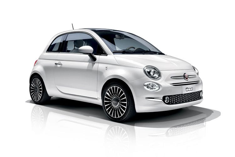 Fiat 500 Hatch 3Dr 1.0 MHEV 70PS Pop 3Dr Manual [Start Stop] front view