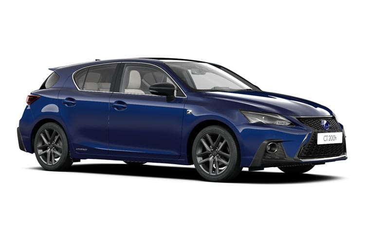 Lexus CT 200h Hatch 5Dr 1.8 h 136PS CT 5Dr E-CVT [Start Stop] [Premium Tech] front view
