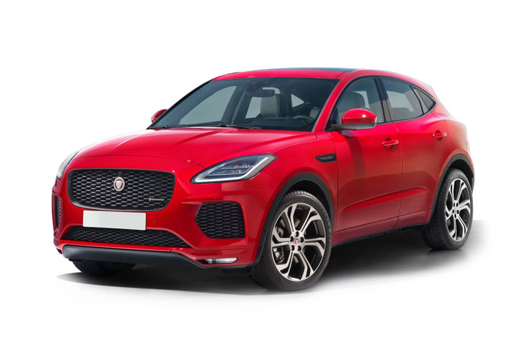 Jaguar E-PACE SUV AWD 2.0 d MHEV 163PS R-Dynamic S 5Dr Auto [Start Stop] front view