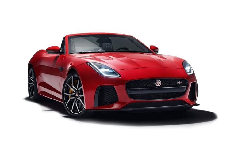 Jaguar F-TYPE Convertible 5.0 V8 450PS R-Dynamic 2Dr Auto [Start Stop] front view