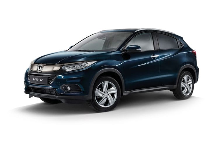 Honda HR-V SUV 5Dr 1.5 i-VTEC 130PS EX 5Dr CVT [Start Stop] front view