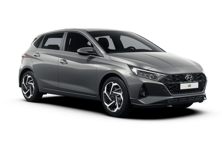 Hyundai i20 Hatch 5Dr 1.0 T-GDi MHEV 100PS SE Connect 5Dr Manual [Start Stop] front view