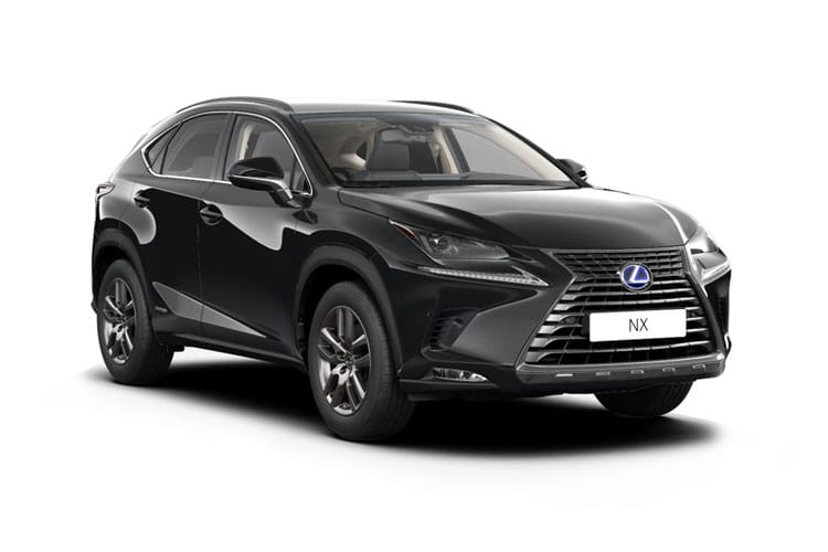 Lexus NX 300h SUV 4wd 2.5 h 197PS Takumi 5Dr E-CVT [Start Stop] [SRoof] front view