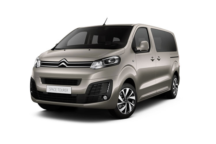 Citroen SpaceTourer M 5Dr 2.0 BlueHDi FWD 145PS Flair MPV Manual [Start Stop] [8Seat] front view