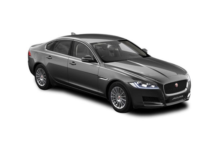 Jaguar XF Saloon 2.0 d MHEV 204PS S 4Dr Auto [Start Stop] front view