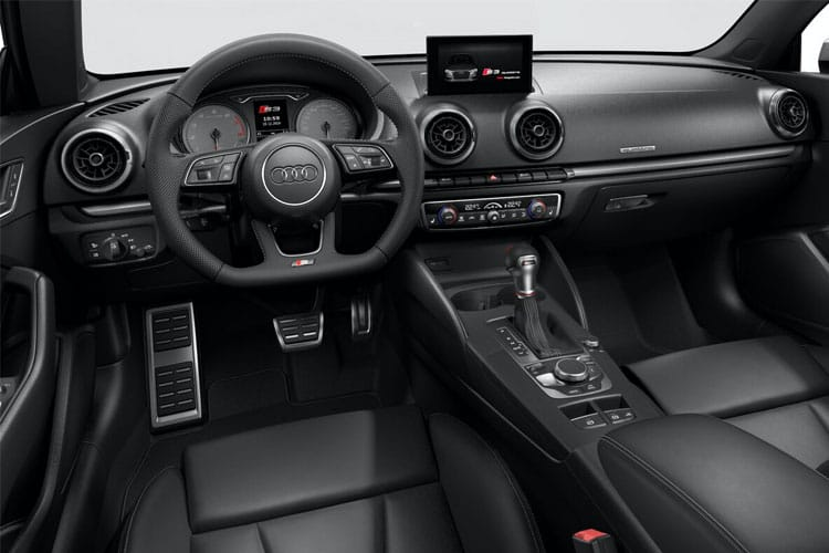 Audi A3 35 Cabriolet 2Dr 1.5 TFSI 150PS Sport 2Dr Manual [Start Stop] [Technology] inside view