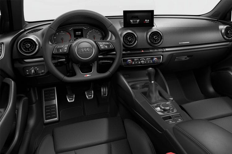 Audi A3 30 Saloon 4Dr 1.0 TFSI 110PS Sport 4Dr Manual [Start Stop] inside view