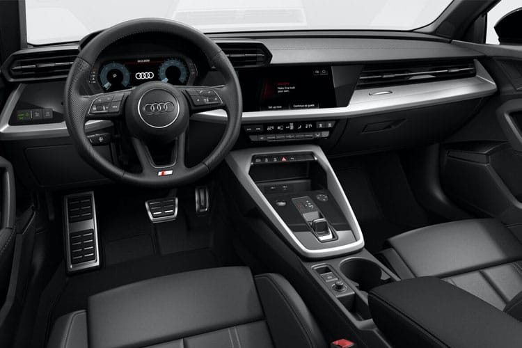 Audi A3 35 Sportback 5Dr 1.5 TFSI CoD 150PS S line 5Dr Manual [Start Stop] inside view