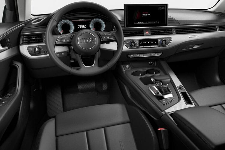 Audi A4 40 Avant 5Dr 2.0 TFSI 204PS Sport Edition 5Dr S Tronic [Start Stop] inside view