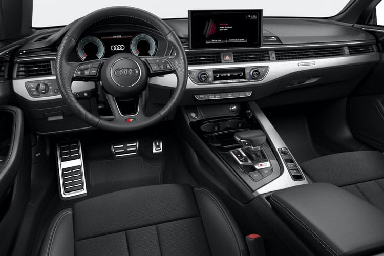 Audi A5 40 Cabriolet 2Dr 2.0 TDI 190PS S line 2Dr S Tronic [Start Stop] [Technology] inside view