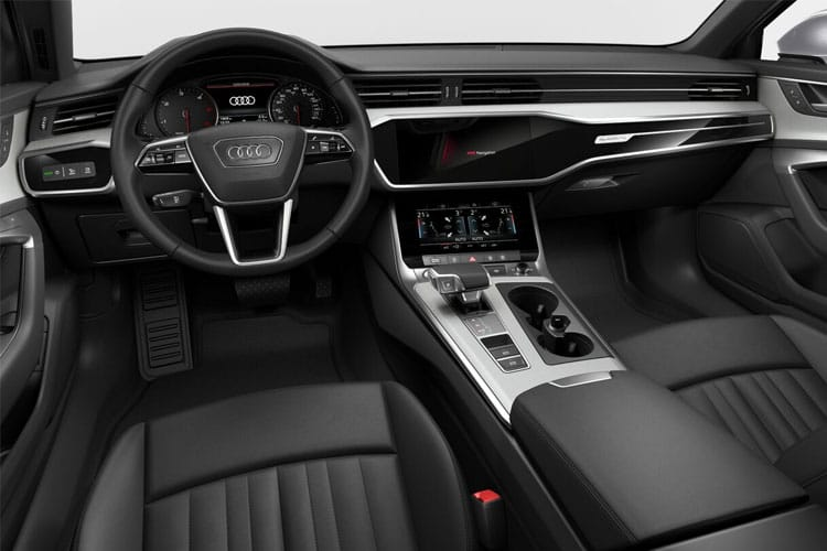 Audi A6 RS6 Avant quattro 4.0 TFSI V8 600PS  5Dr Tiptronic [Start Stop] [Comfort Sound] inside view