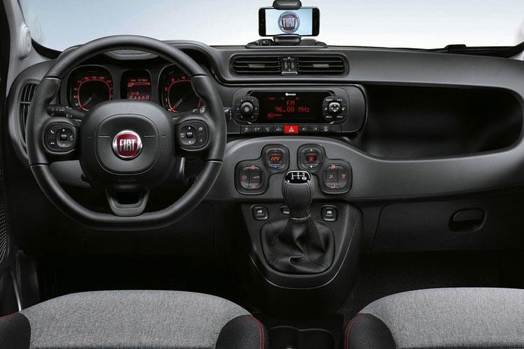 Fiat Panda Hatch 5Dr 4x4 0.9 TwinAir 85PS Wild 5Dr Manual [Start Stop] inside view
