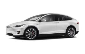 Tesla Model X SUV car leasing
